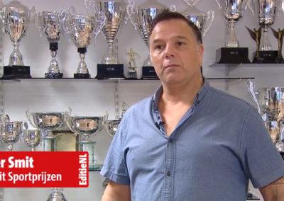 Smit Sportprijzen in RTL4 Editie NL!