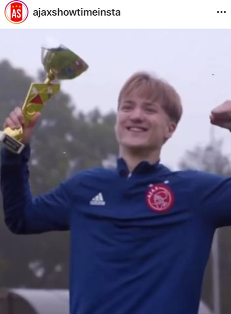 [voetbal]-Ajax-ForTheFutureTrophy