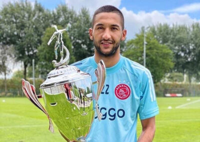 Goal of the Season 2020 voor Hakim Ziyech