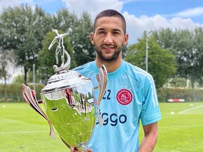 Goal of the Season 2020 voor Hakim Ziyech
